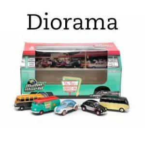 1:64 Diorama